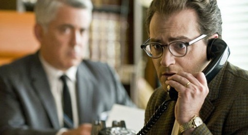 Is A Serious Man padding the Oscar nominations for Best Picture? Some critics think so.