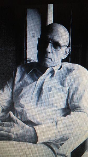 Michel Foucault - WIKIMEDIA/DUKESNIDER44