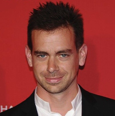 Jack Dorsey. - DAVID SHANKBONE PHOTO VIA