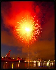 """And the rockets' red glare, the bombs bursting in air."" - FLICKR.COM/PHOTOS/STARGAZER95050"