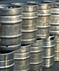In 2008, sports authority staff and their guests helped themselves to six kegs of beer.
