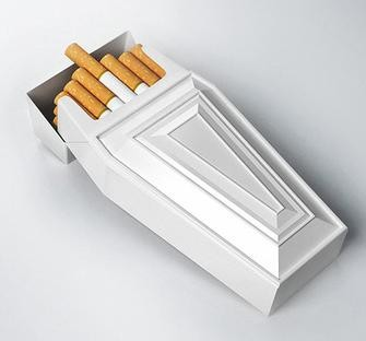 Tomorrow's your funeral, cig.