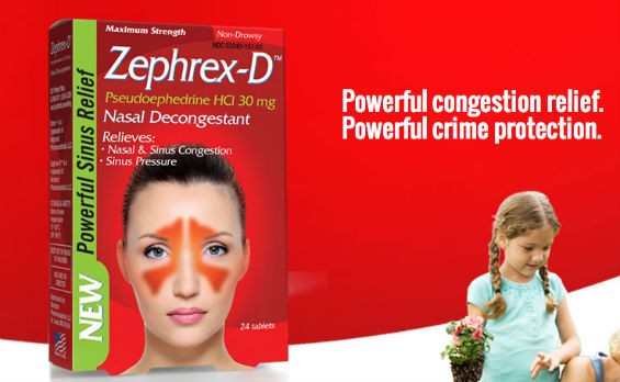Marketing for Zephrex-D. - VIA ZEPHREX-D.COM