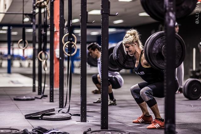 Missouri sort of cares about CrossFit. - ALI SAMIEIVAFA ON FLICKR
