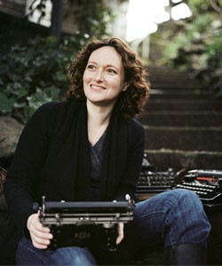 Former SFWA vice president and Hugo Award winner Mary Robinette Kowal. - ANNALIESE MOYER