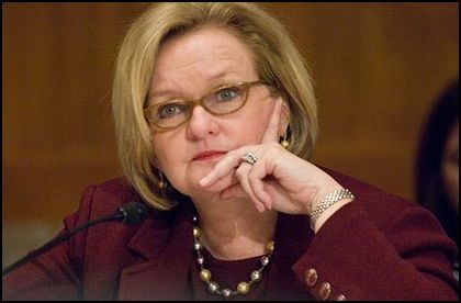 Mayday McCaskill: This just isn't going to go away; is it?