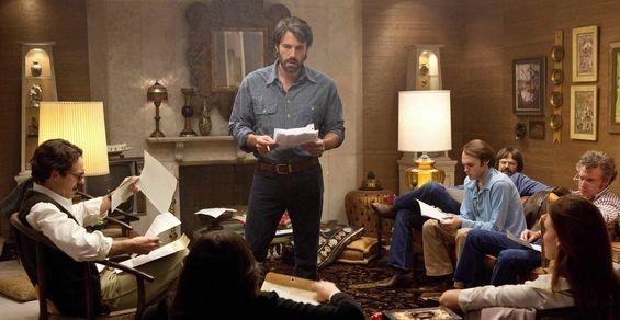 Will Argo win Best Picture?