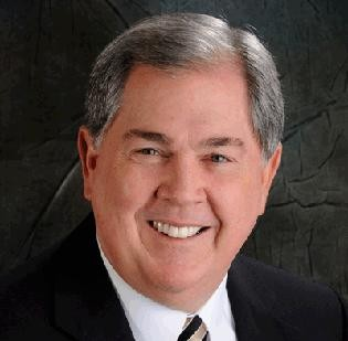 Former Governor Roger Wilson.