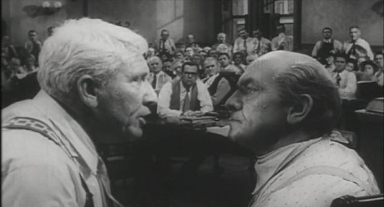 Ever see Inherit the Wind, Todd? If you haven't, here's a spoiler: The politician who denies evolution gets so flustered trying to defend his position that he dies at the end. - IMAGE VIA