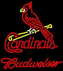 Cardinals and Budweiser: Nothing to make light of.