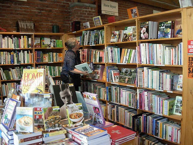 Half Price Books is opening in Chesterfield. - BREWBOOKS VIA FLICKR