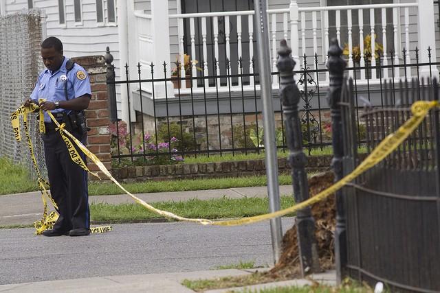 Missouri has had the highest or second-highest black murder rate for the last six years. - DEREK BRIDGES VIA FLICKR