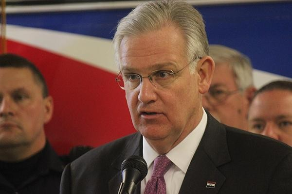 Governor Nixon has 45 days to veto the bill, or else it goes into law.