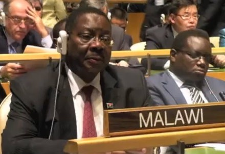 Arthur Peter Mutharika - MALAWIUNCHANNEL