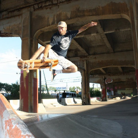 Skateboarders are bringing the first legal skate park to the city of St. Louis. - KHVT