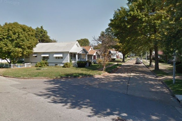 Tillie and Newbie in the Baden neighborhood. - VIA GOOGLE MAPS