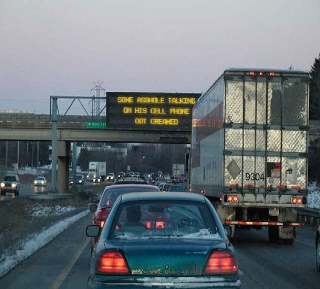 What the folks at MoDOT want to write... - IMAGE VIA