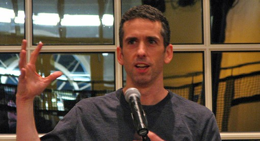 Dan Savage - PHOTO: VIA WIKIMEDIA COMMONS