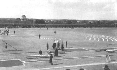 Wash. U.'s Francis Field in 1904. - WIKIMEDIA COMMONS