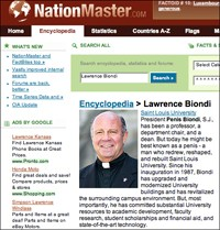 Biondi - NATIONMASTER.COM
