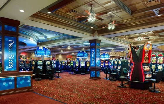 Ameristar Casino in St. Charles, which may have been exempted from a smoking ban. - VIA FACEBOOK