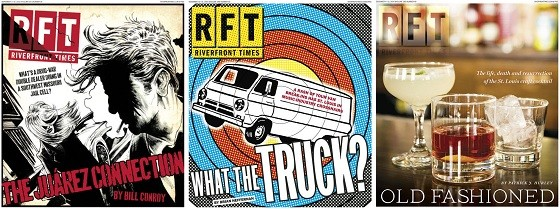 Actual RFT cover stories from freelance writers!