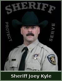Sheriff Joey Kyle