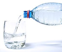 BPA can be found in common plastics such as the ones used to make water bottles.