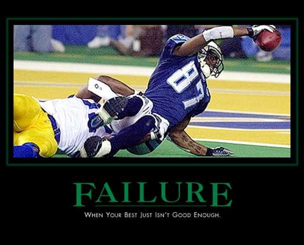 See, it's both a snarky way of making fun of the Rams' ineptitude and a way to remind us of better days. Nice, huh?