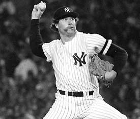 The originator of the Goose Gossage.