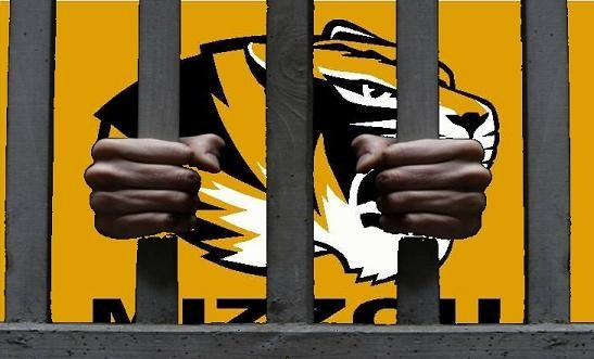 Roar! I'm in jail.