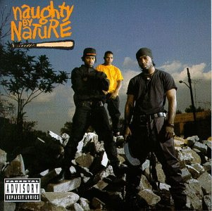 Naughty By Nature's self-titled 1991 album.