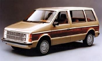 "The St. Louis-built ""minivan"" was born in 1983."