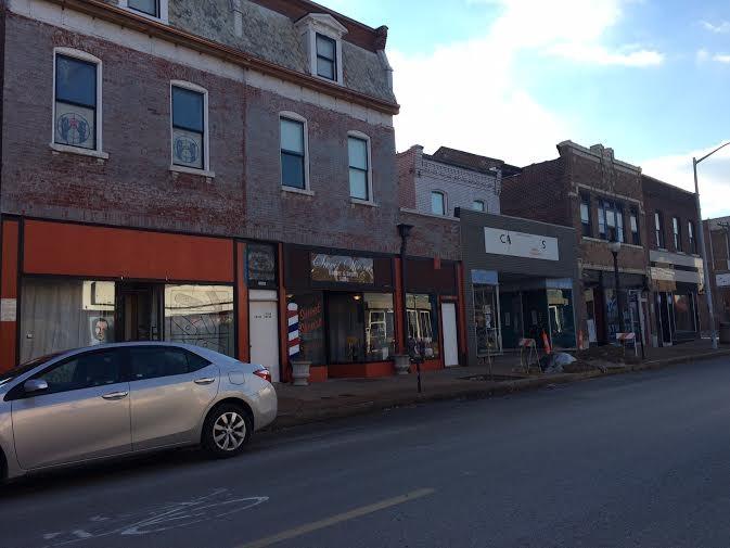 Sweet Shears' spot on Cherokee Street. - LINDSAY TOLER