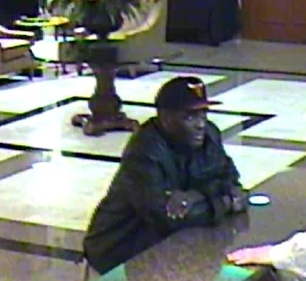 The suspect who shot the night manager at Drury Inn & Suites. - SLMPD