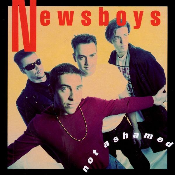 The Newsboys: totally not ashamed. The Rams: totally should be.