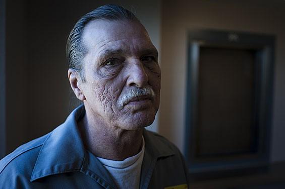 Jeff Mizanskey has been in prison for nearly twenty years. - KHOLOOD EID