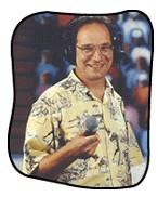 Michael Feldman: At least his shirt was funny.