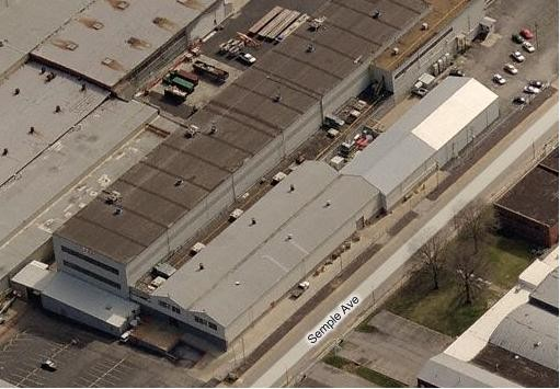 ABB Power at 4350 Semple in north St. Louis.
