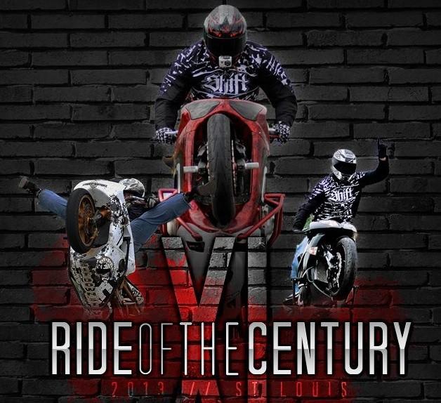 VIA FACEBOOK / RIDE OF THE CENTURY