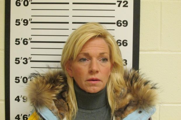 Shelly Hess, 50, of Chesterfield earns her nickname stealing dogs and wearing fur.