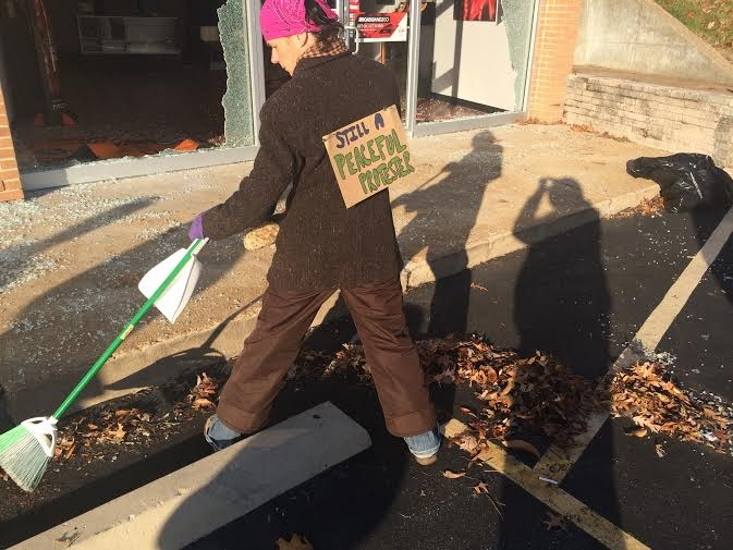 Alternative Spring Break volunteers will help with clean-up and beautification efforts, as well as other volunteer opportunities, in Ferguson. - COURTESY OF CHARLES WADE