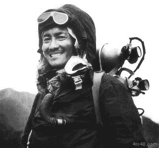 Tenzing Norgay: ACTUAL real-life Sherpa