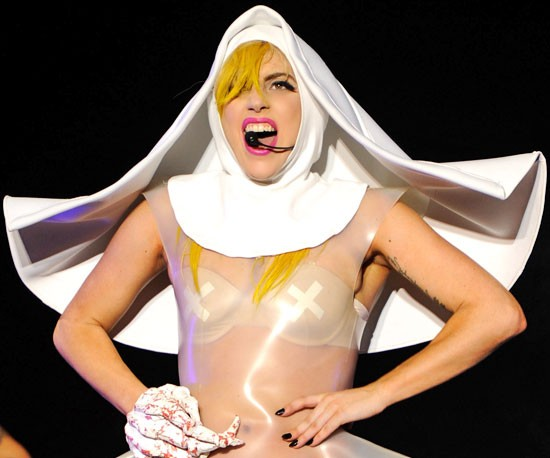 LCWR nun or Lady Gaga? You decide.