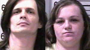 David Armstrong (left) and Danielle Armstrong (right).