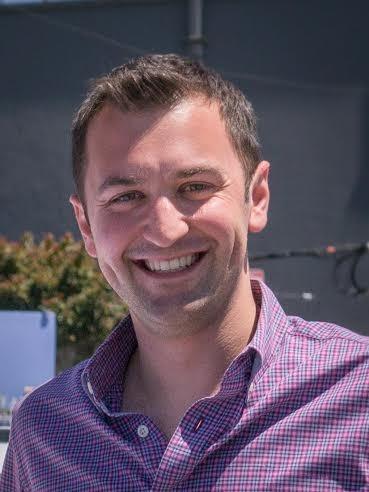 John Zimmer, co-founder at Lyft. - LYFT