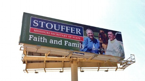A love-hate relationship with his canine constituency? - STOUFFER CAMPAIGN