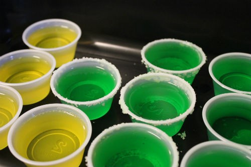 Who has a holiday Jell-O shot recipe, please? - RIVERFRONT TIMES
