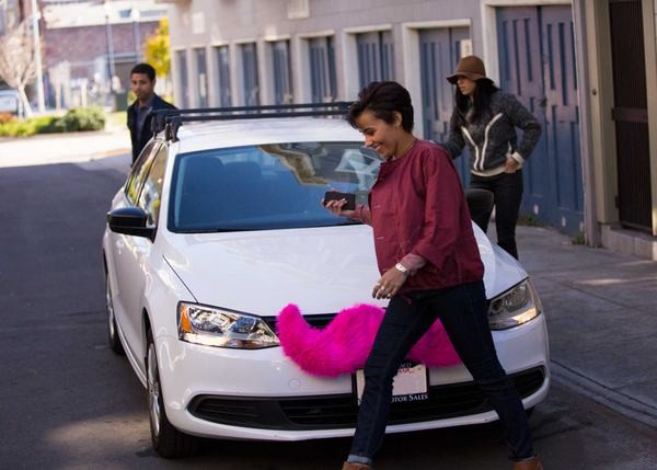 Sorry, St. Louis, but we don't get to do this yet...legally, anyway. - LYFT
