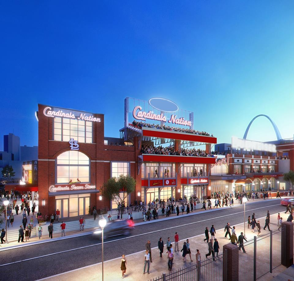 The Restaurants At Ballpark Village Are Hiring On